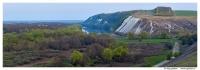 Белогорье. Меловые горы над Доном.