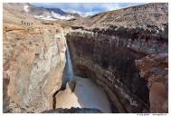 Водопад в каньоне Опасный