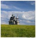 Деревня Вершинино. Никольская часовня.