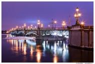 saintpeterburg_2006_03Санкт-Петербург. Река Нева. Троицкий мост.