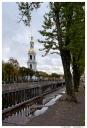 Санкт-Петербург. Крюков канал. Колокольня Никольского собора.