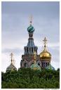 Санкт-Петербург. Храм Воскресения Христова (Спас на Крови).