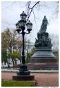 Санкт-Петербург. Памятник Екатерине II.