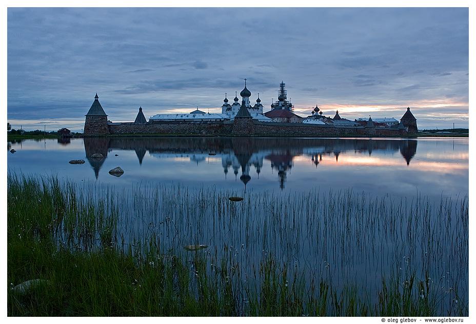 списку Ваших вид соловецкого монастыря со стороны святого озера множество праздников