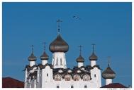 Соловецкий монастырь, Преображенский собор.