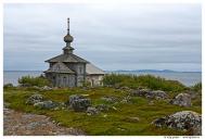 Андреевская церковь на Большом Заяцком острове