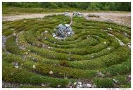 Лабиринты на Большом Заяцком острове.