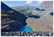 Долина семи озер. Озеро Треугольное.