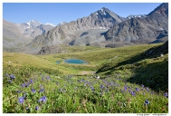 Долина семи озер. Нижнее зеро.
