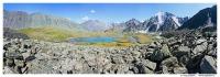 Долина семи озер. Верхние озера.