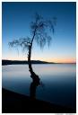 Озеро Байкал на рассвете