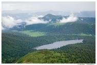 Западный Саян. Ергаки. Озеро Светлое.