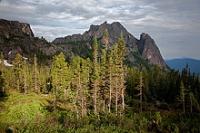 Западный Саян. Природный парк «Ергаки».