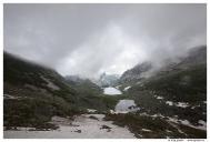 Западный Саян. Ергаки. Озеро Горных духов.