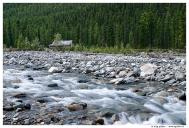 Река в районе Шумакских минеральных источников (Шумакские воды)